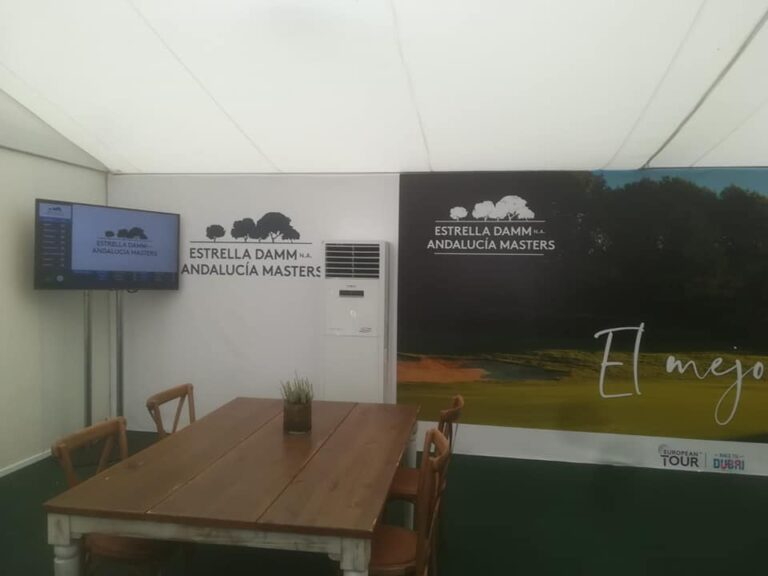 Read more about the article Estrella Damm Andalucía Máster Golf